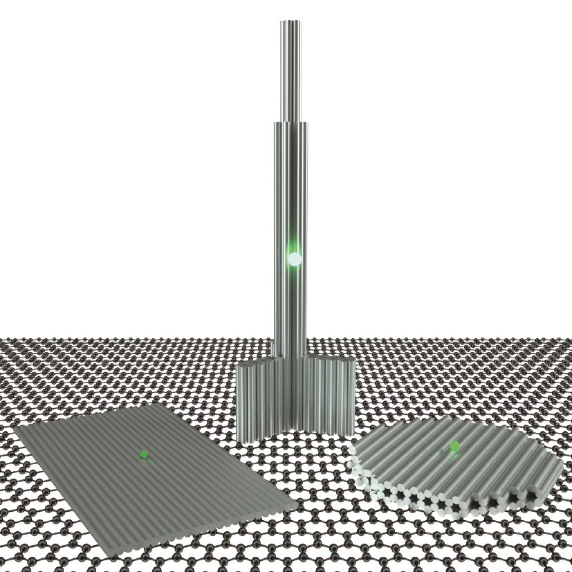 Heading for new biosensors with graphene and DNA